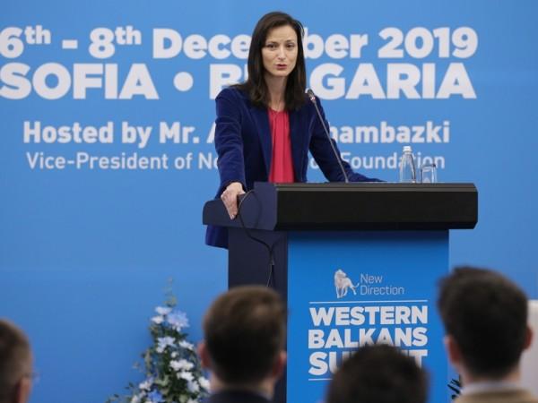 Мястото на Западните Балкани е в Европейския съюз, заяви категорично