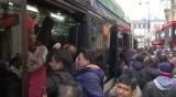 Трети ден продължава транспортният хаос във Франция
