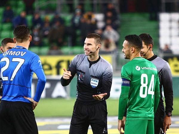 Лудогорец и Черно море завършиха 1:1 в мач от 19-ия