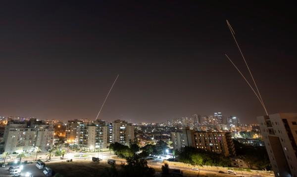 Три ракети изстреляни от Газа към Израел