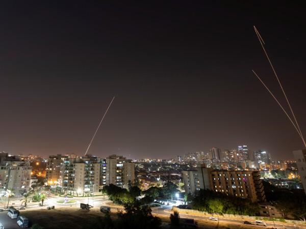 Три ракети бяха изстреляни към Израел от ивицата Газа, две