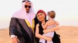 Софка поля рожден ден в Дубай с Гринго