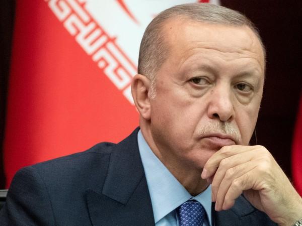 Либийско-турският меморандум, който очертава общите морски граници в Средиземноморието, е