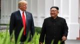 Тръмп предупреди: Ким Чен-ун може да загуби всичко