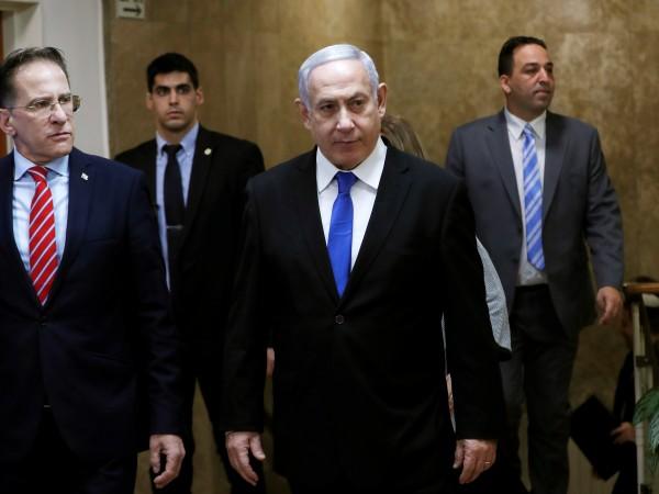 Израелският премиер Бенямин Нетаняху днес отново обеща Израел да анексира