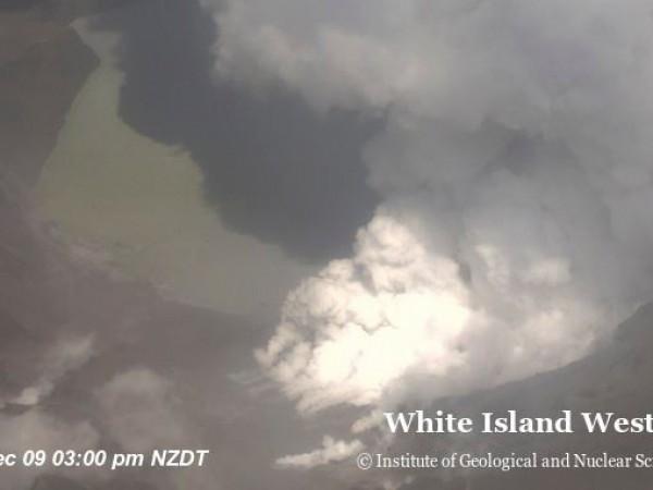 Стотина туристи са били на или в близост до новозеландския