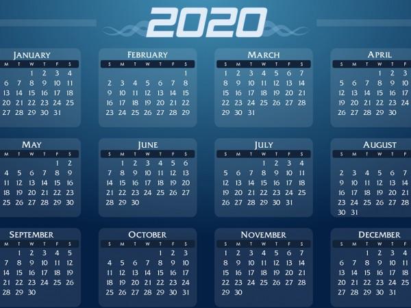 Снимка: Имаме тежки делници, но не сме без празници. Кога ще почиваме през 2020 г.?