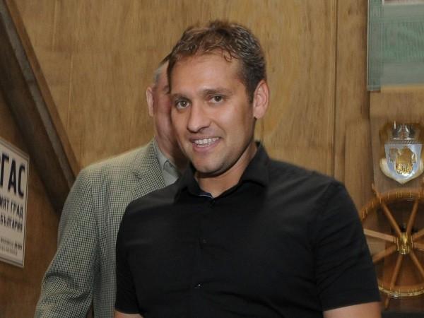 Рекордьорът по мачове за националния отбор на България Стилиян Петров