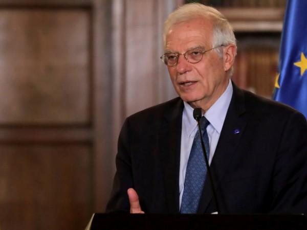 Новият шеф на европейската дипломация Жозеп Борел призова блокът да