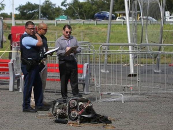 Австралиецът Келман Ричис е загинал по време на полет с
