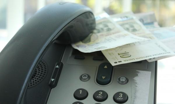 Задържаха русенец за телефонни измами в Севлиево