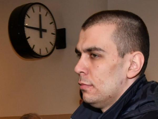 Викторио Александров днес се изправи в съда по обвинение в