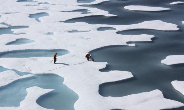 Ледниците в Аляска се топят с рекордна бързина
