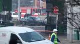 """Няма опасност за хората около бензиностанцията на """"Цариградско"""""""