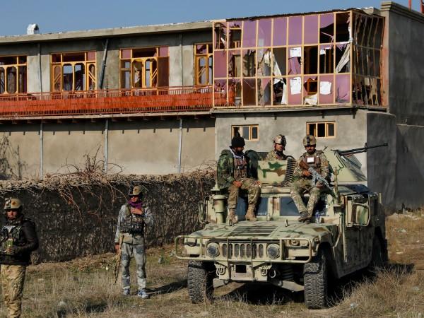 Близо 50 цивилни са ранени при нападение рано тази сутрин