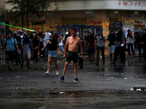 Латинска Америка преживя бурна откъм политически събития година. Макар регионът