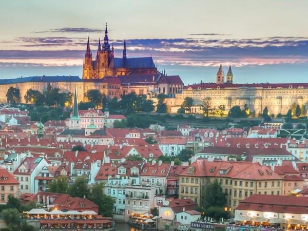 В район на чешката столица Прага е одобрен план за