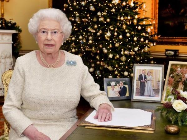 Коледа в кралското семейство със сигурност е много по-различна от