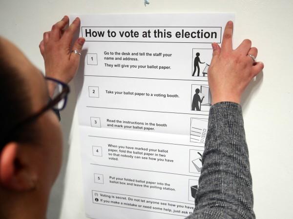 Британският премиер Борис Джонсън се надява да спечели абсолютно мнозинство