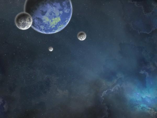 В атмосферите на екзопланети, които кръжат около далечни звезди, в