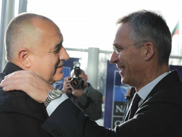 Премиерът Бойко Борисов пристигна в Брюксел, където ще проведе среща