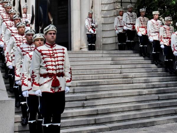 50 гвардейци търси Министерството на отбраната, за които е обявен