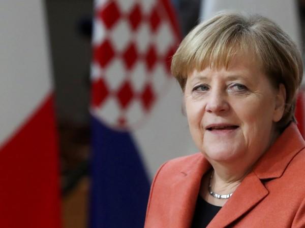 Германският канцлер Ангела Меркел за девета поредна година бе обявена