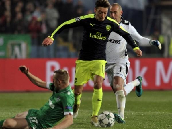 Лудогорец ще има много тежък противник на 1/16-финалите в Лига