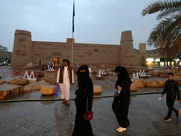 В продължение на десетилетия в Саудитска Арабия престъпници бяха нареждани