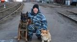 Рижко – единственото полицейско корги на Русия