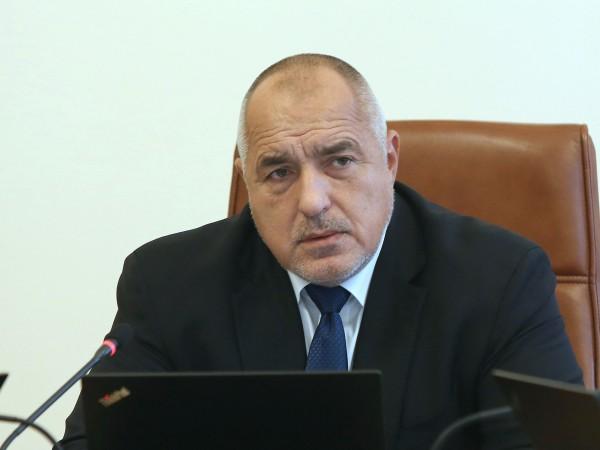 Премиерът Бойко Борисов коментира пред журналисти в Брюксел снощния инцидент