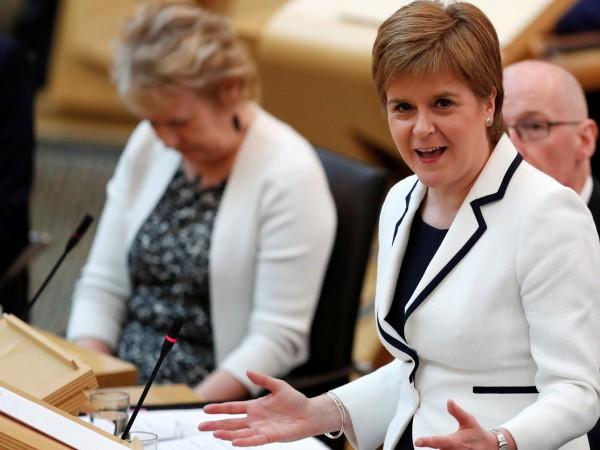 Снимка: Шотландия: Джонсън няма мандат да ни изведе от ЕС