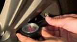 Съвет: Колко да помпате гумите си през зимата