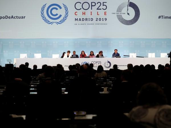 Голямо мнозинство от страните, участващи в Конференцията на ООН за