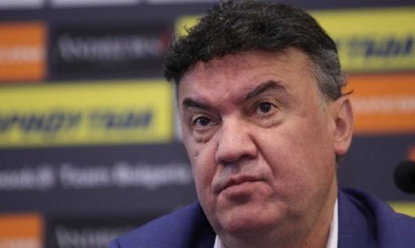 ФИФА благодари на Борислав Михайлов за свършената работа