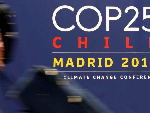Срещата на върха на ООН по въпросите на климата в