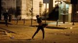 Бейрут в кръв – десетки ранени при протести