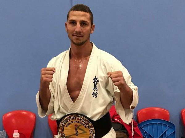 Националът на България по карате киокушин – Кристиян Дойчев, спечели