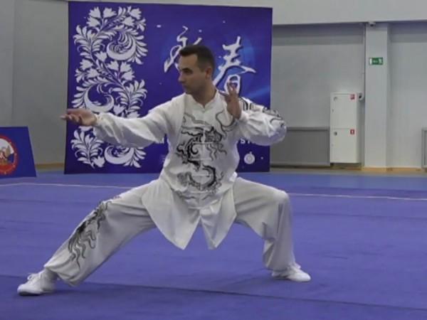 """Основателят и главен инструктор на спортен клуб """"Черен Дракон"""" –"""