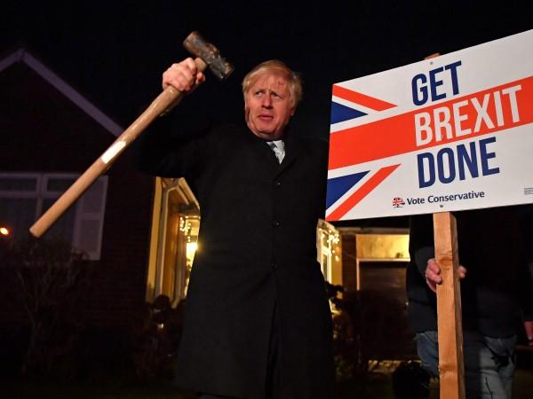 Борис Джонсън, големият победител на предсрочните избори във Обединеното кралство,