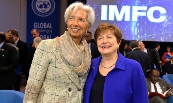 Кристалина и мадам Лагард – дамите, начело на ключови финансови институции