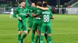 Лудогорец се натресе на Интер в Лига Европа