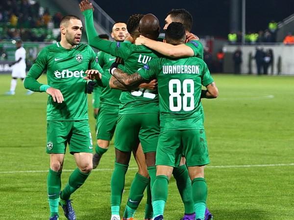 Лудогорец ще се изправи срещу италианския гранд Интер на 1/16-финалите