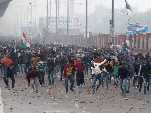 Противници на закона за гражданството в Индия, смятан за дискриминационен