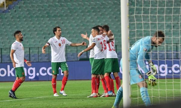 България завърши годината като футболна сила №59 в света