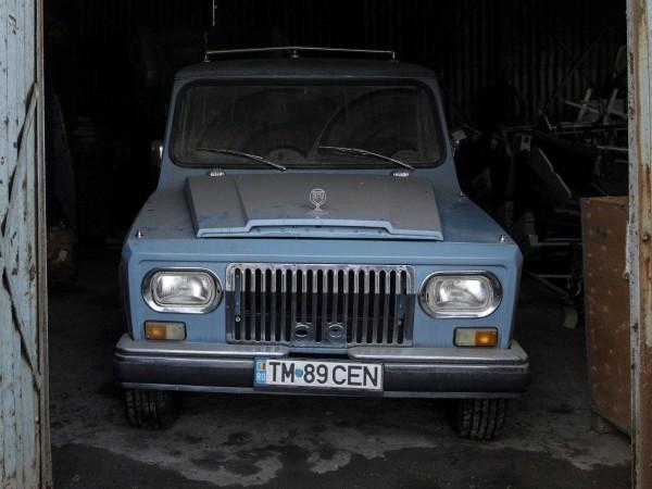 Румъния продаде колата на Николае Чаушеску, направена специално за него