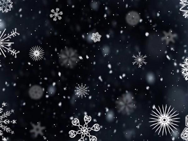 Валежи от сняг очакваме в навечерието на Бъдни вечер. Бъдете