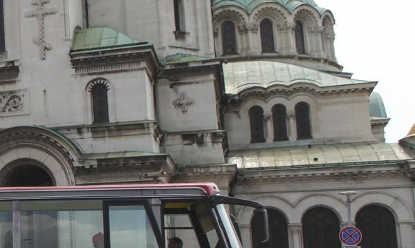 """Заради празника: Забрана за паркиране около """"Ал. Невски"""""""