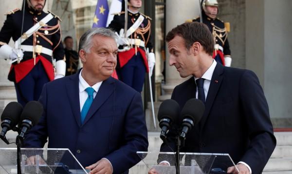 """Макрон и Орбан извършили """"атака"""" срещу Европа"""