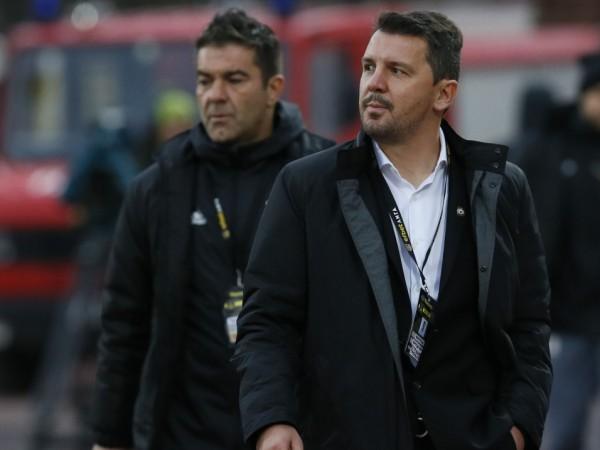 Треньорът на ЦСКА Милош Крушчич даде специално интервю за Bulgaria